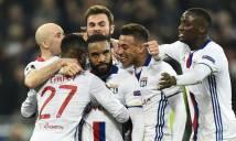 Song sát rực sáng, Lyon thắng kịch tính Roma trên sân nhà