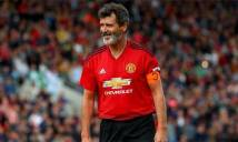 Roy Keane được bầu là thủ quân vĩ đại nhất lịch sử Ngoại hạng Anh
