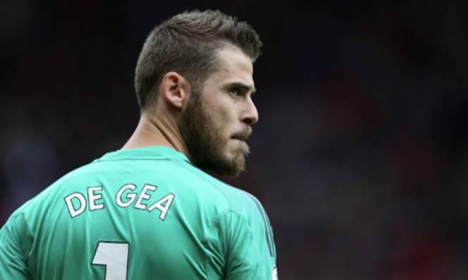 De Gea chưa chịu gia hạn, M.U lo lắng vị trí thủ môn