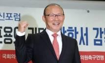 HLV Park Hang Seo trở lại Việt Nam, dự khán V.League tìm quân