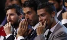 Ronaldo là người Buffon sợ nhất sự nghiệp, nhưng không phải CR7