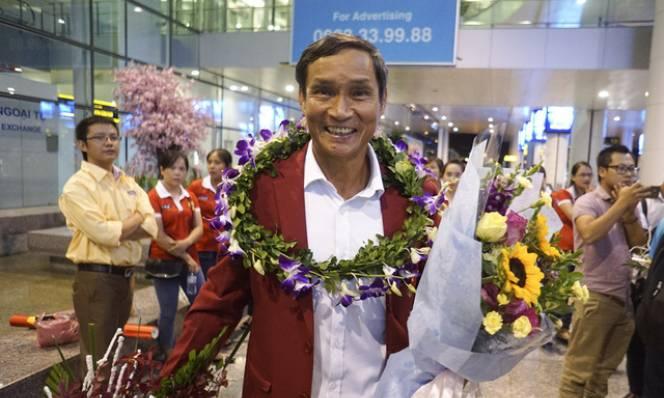 HLV Mai Đức Chung - ông Bụt của bóng đá Việt Nam
