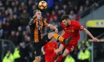 5 điểm nhấn sau thất bại muối mặt của Liverpool trước Hull City