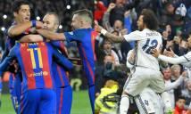 Trước vòng 37 La Liga: Nút thắt cuộc đua song mã Barca – Real