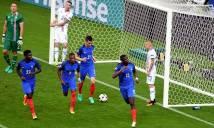Thắng lớn Iceland, Pháp mạnh mẽ tiến vào bán kết