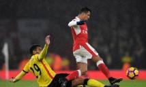 Arsenal hậu thất bại trước Watford: Wenger đang 'trói' Sanchez