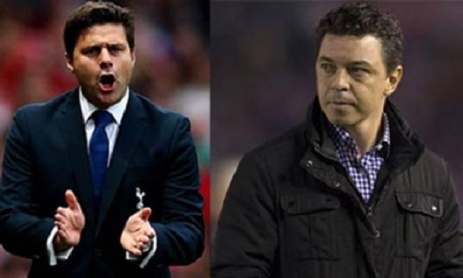Pochettino và Gallardo được nhắm thay thế Simeone