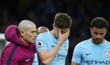 Man City gặp 'vận đen', thêm hậu vệ trụ cột dính chấn thương dài hạn