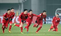 BXH FIFA tháng 2/2018: Bóng đá Việt Nam đón tin cực vui trong ngày đầu xuân