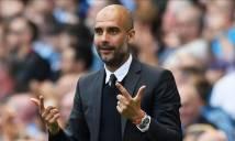 Chưa đá với Everton, Pep Guardiola đã đặt mục tiêu hạ Man Utd