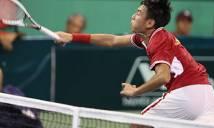 Thắng nghẹt thở Hong Kit Wong, Lý Hoàng Nam giúp Việt Nam hòa Hong Kong ở Davis Cup