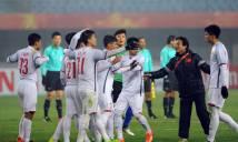 CHÙM ẢNH: U23 Việt Nam vỡ òa vì sung sướng; U23 Syria khóc nức nở sau 90 phút nghẹt thở