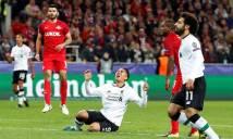 Phung phí cơ hội, Liverpool tiếp tục chia điểm trên đất Nga