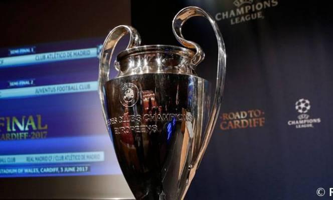 Đài truyền hình Việt Nam sẽ tường thuật trực tiếp vòng bán kết UEFA Champions League 2016/2017