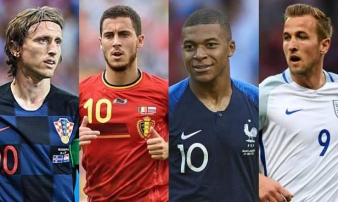 Nhận định đội vô địch World Cup 2018: Anh, Pháp rộng cửa
