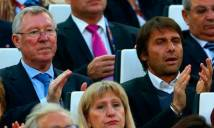 Lý do Sir Alex gạt Chelsea ra khỏi danh sách đua vô địch NHA