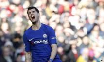 Diego Costa chia sẻ với tình cảnh của Morata tại Chelsea