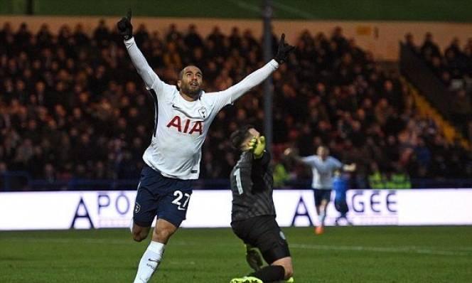 Kết quả Rochdale vs Tottenham: Quả penalty và phút bù giờ oan nghiệt