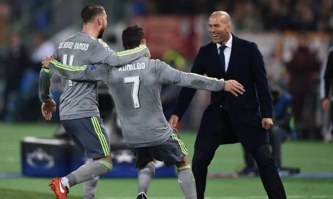 Zidane khó nghĩ vì sở hữu quá nhiều ngôi sao