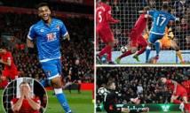 Những điểm nhấn sau trận hòa tai hại của Liverpool trước Bournemouth