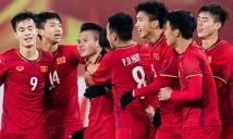Olympic Việt Nam chạm trán Bahrain ở vòng 1/8 ASIAD 18