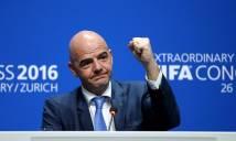 FIFA quyết tâm dẹp sạch các hành động quá khích và phân biệt trong bóng đá