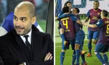 Guardiola không trở lại Barca, úp mở sang Italia