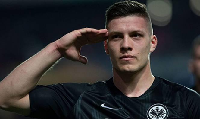 Real được Eintracht Frankfurt bật đèn xanh cho thương vụ Luka Jovic