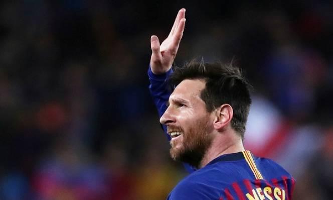 Messi được bầu là cầu thủ vĩ đại nhất mọi thời đại