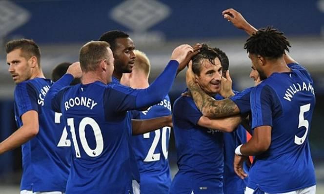 Everton và Milan