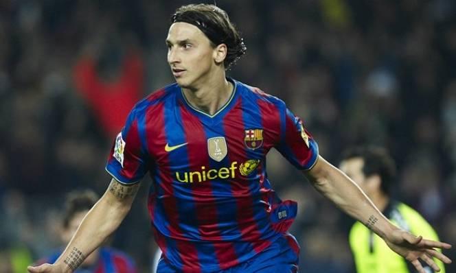 Ibrahimovic và những cái tên 'không nên' gia nhập Barcelona