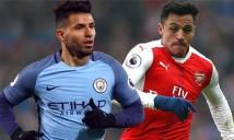 5 cái tên quyết định đại chiến Man City vs Arsenal