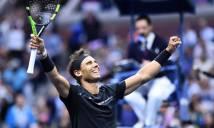 NÓNG: Hạ gục Kevin Anderson, Nadal vô địch US Open 2017