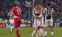 SOI SỐ BÀN THẮNG Spal - Juventus, 2h45 - 18/3 (Serie A 2017-18)