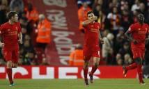 Hàng công tỏa sáng, Liverpool nhẹ nhàng đánh bại West Brom trên sân nhà