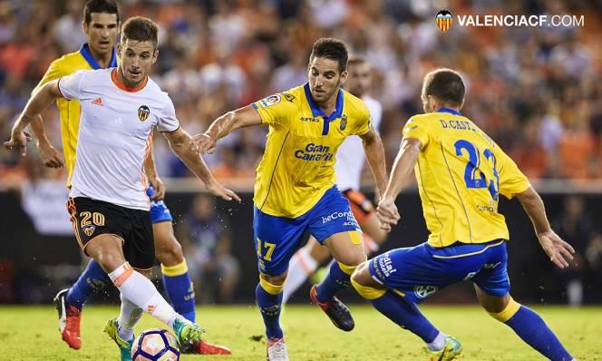 Las Palmas vs Valencia, 02h45 ngày 31/1: Người dưng ngược lối