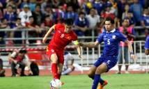 BXH FIFA tháng 11: Thái Lan và Việt Nam thăng tiến mạnh mẽ