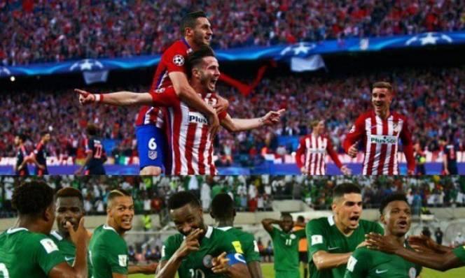Nhận định Nigeria vs Atletico Madrid, 0h00 ngày 23/5 (Giao hữu)