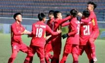TRỰC TIẾP U16 Việt Nam - U16 Mông Cổ: Đá kiểu gì chả thắng!