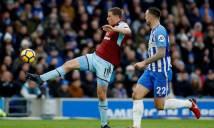 Nhận định Burnley vs Brighton, 21h00 ngày 28/4 (Vòng 36 Ngoại hạng Anh)
