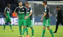 Schalke thua cả 5 vòng đầu tiên Bundesliga: Khủng hoảng lịch sử
