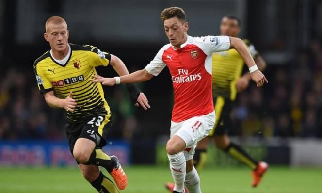 Arsenal vs Watford, 02h45 ngày 01/02: Không có bất ngờ