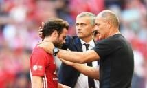 Mata lên tiếng về mối quan hệ với Mourinho