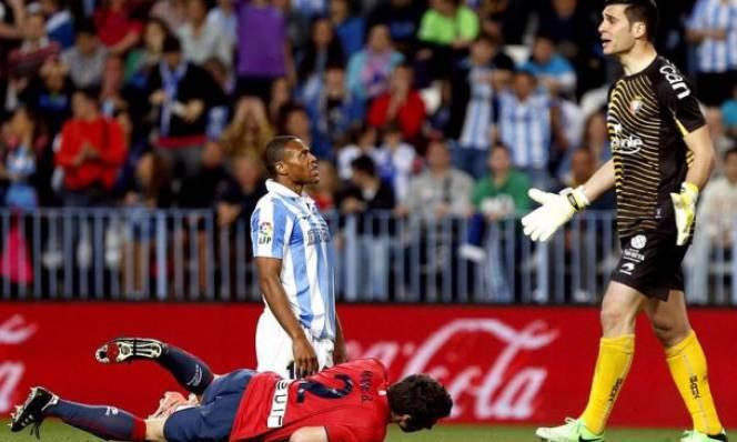 Osasuna vs Málaga, 02h45 ngày 28/01: Tận cùng khủng hoảng