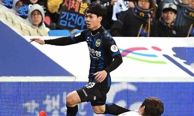 HLV Incheon: 'Công Phượng là điểm sáng'
