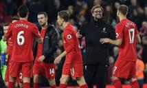 Các đối thủ mà Liverpool có thể đối mặt ở vòng play-off Champions League