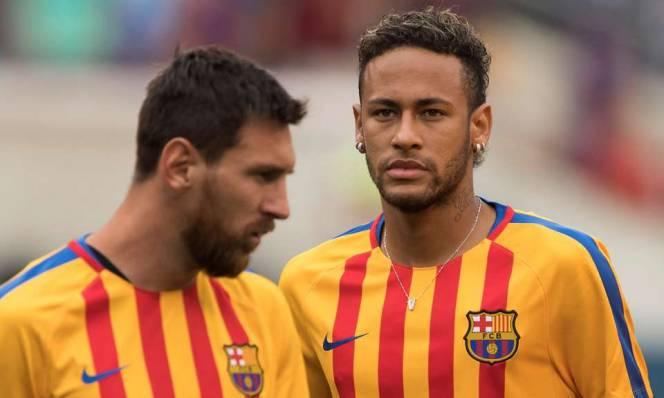 Có thể trở thành đối thủ của Messi tại World Cup, Neymar nói gì?