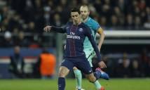 PSG 'ăn đứt' Barcelona trong cuộc chiến kèo trái