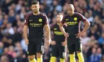 Man City và những điểm yếu lộ ra sau trận thua Tottenham