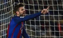 Đại thắng Espanyol, Pique thách thức Real